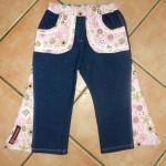 Jeansschlaghose von vorn