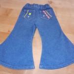 "Jeans-Schlaghose ""Sterne"""